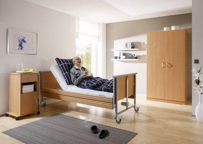 Łóżko rehabilitacyjne Domiflex 2