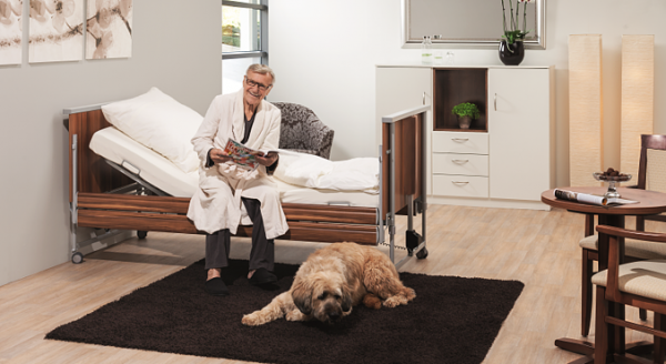 Łóżko rehabilitacyjne Domiflex