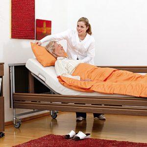 Łóżko rehabilitacyjne Domiflex 185 kg