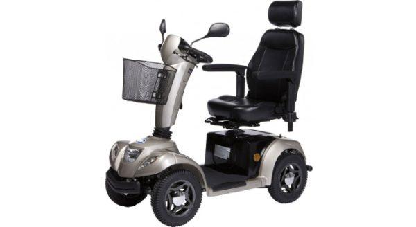 Wózek elektryczny CARPO 4