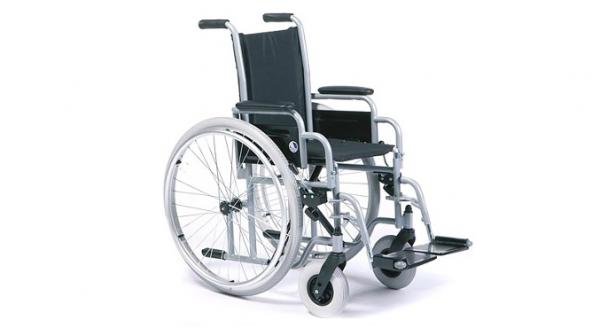 Wózek inwalidzki Vermeiren 708 Delight